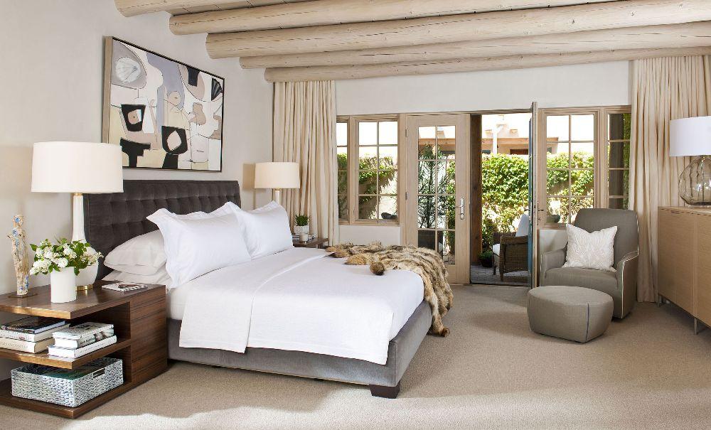 adelaparvu.com despre casa mexicana cu interior rustic si modern, casa SUA, Santa Fe, design interior Brant McFarlain  (10)