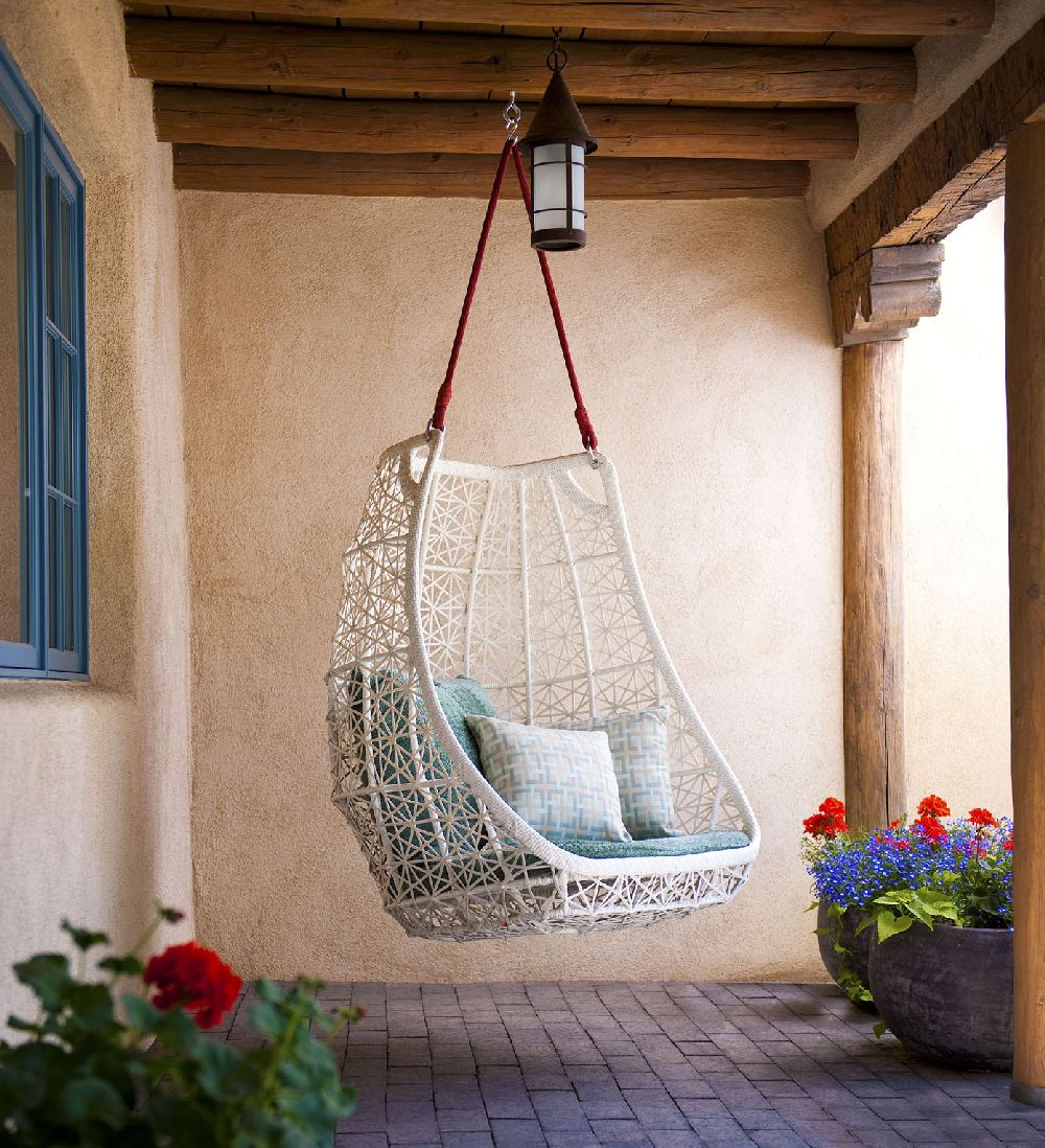 adelaparvu.com despre casa mexicana cu interior rustic si modern, casa SUA, Santa Fe, design interior Brant McFarlain  (16)