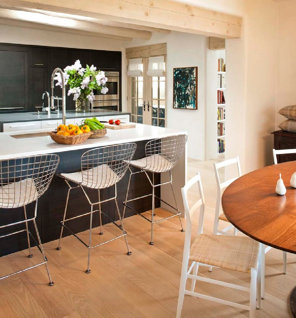 adelaparvu.com despre casa mexicana cu interior rustic si modern, casa SUA, Santa Fe, design interior Brant McFarlain  (18)