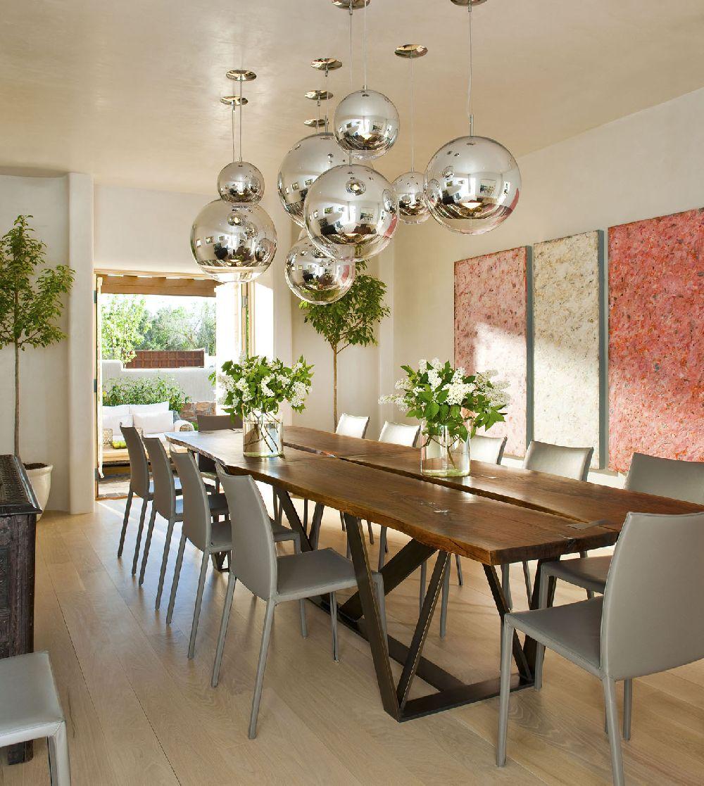 adelaparvu.com despre casa mexicana cu interior rustic si modern, casa SUA, Santa Fe, design interior Brant McFarlain  (7)