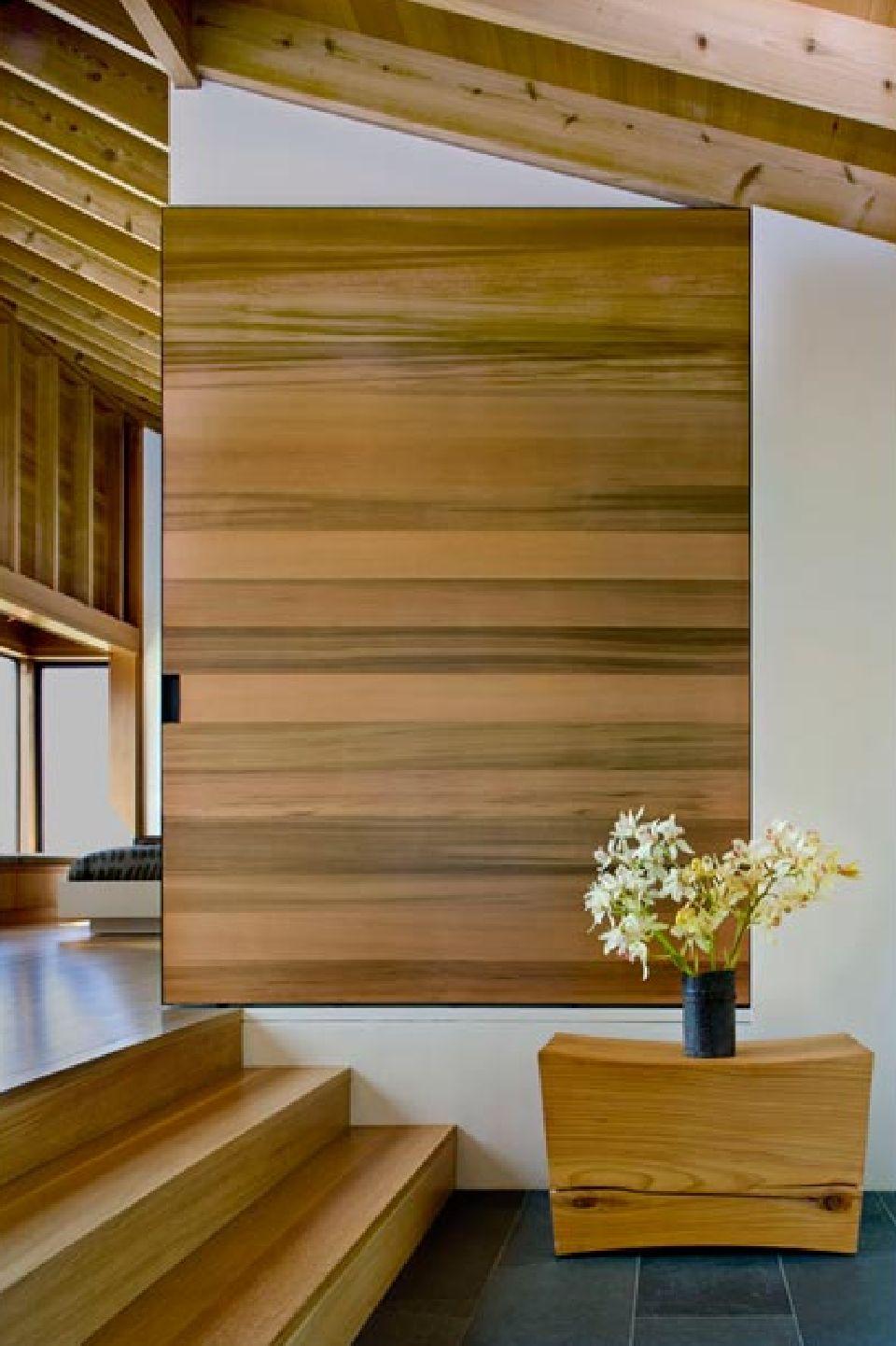 adelaparvu.com despre casa minimalista pe malul marii, Arhitectura Turnbull Griffin Haesloop, Foto David Wakely (11)