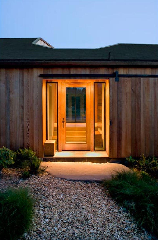 adelaparvu.com despre casa minimalista pe malul marii, Arhitectura Turnbull Griffin Haesloop, Foto David Wakely (7)