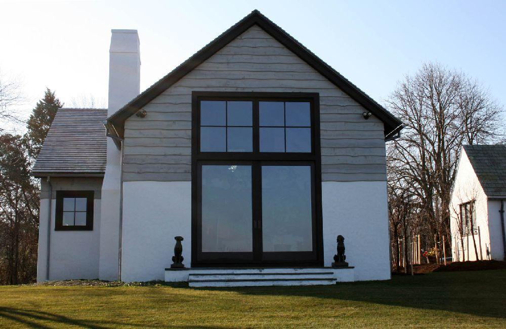 adelaparvu.com despre casa rustica cu interior galerie de arta, casa SUA, Newport Art Barn, Arhitectura Mark P. Finlay Architects, Foto Warren Jagger (2)