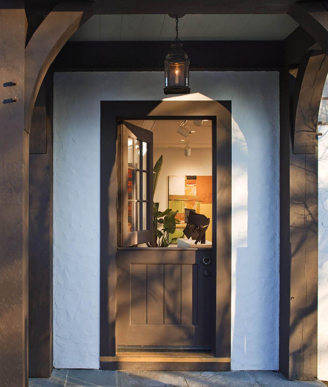 adelaparvu.com despre casa rustica cu interior galerie de arta, casa SUA, Newport Art Barn, Arhitectura Mark P. Finlay Architects, Foto Warren Jagger (4)