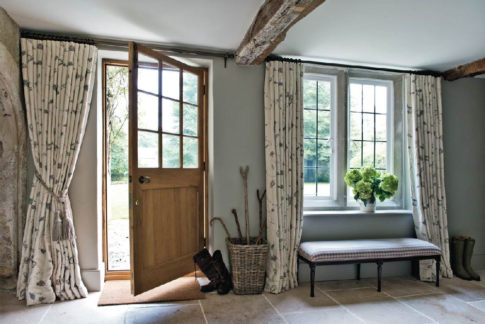 adelaparvu.com despre casa veche Anglia decorata in pasteluri, Design Interior Sims Hilditch Interior Design, Dorset Manor House, Foto Polly Eltes (11)