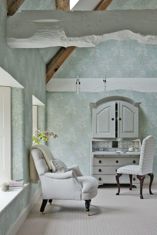 adelaparvu.com despre casa veche Anglia decorata in pasteluri, Design Interior Sims Hilditch Interior Design, Dorset Manor House, Foto Polly Eltes (13)