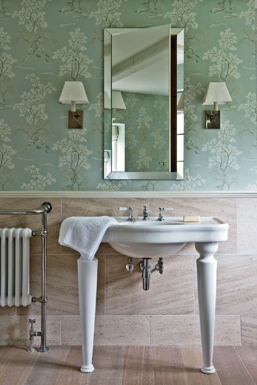 adelaparvu.com despre casa veche Anglia decorata in pasteluri, Design Interior Sims Hilditch Interior Design, Dorset Manor House, Foto Polly Eltes (14)