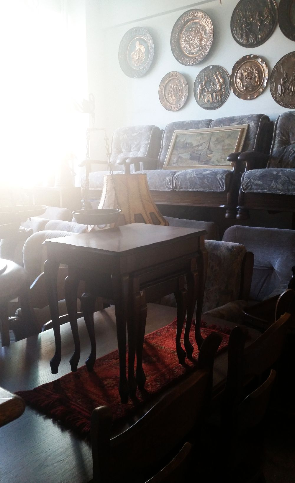 adelaparvu.com despre magazin de mobila si obiecte decorative, magazin antichitati, Leda Decor Bucuresti (11)