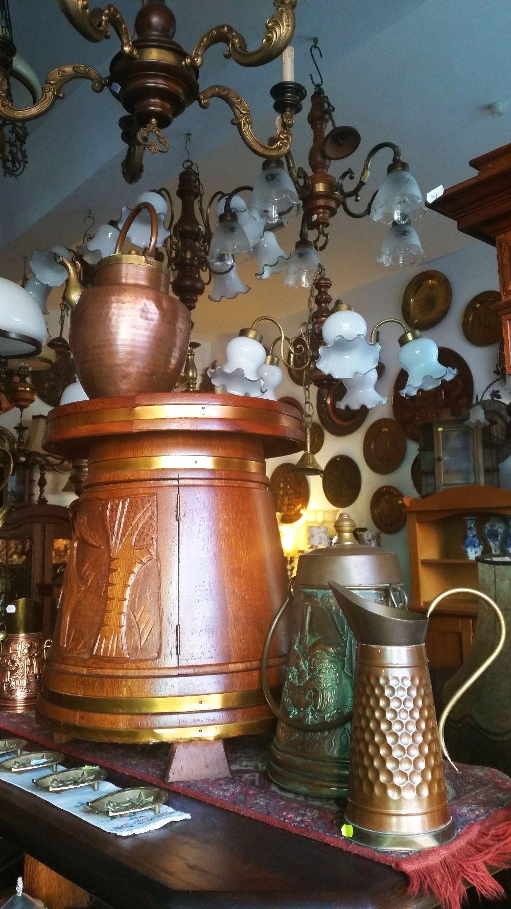 adelaparvu.com despre magazin de mobila si obiecte decorative, magazin antichitati, Leda Decor Bucuresti (14)