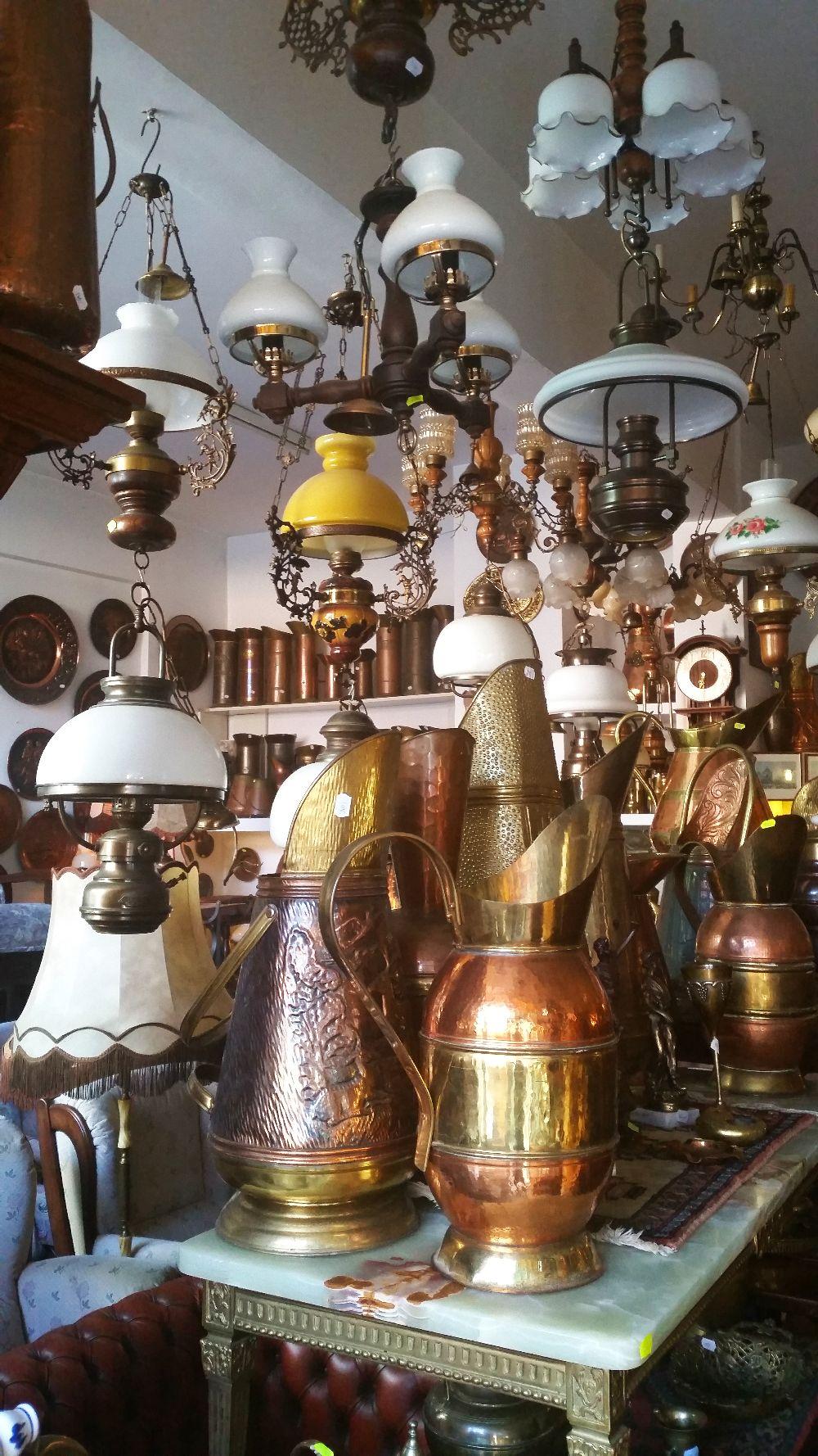 adelaparvu.com despre magazin de mobila si obiecte decorative, magazin antichitati, Leda Decor Bucuresti (15)
