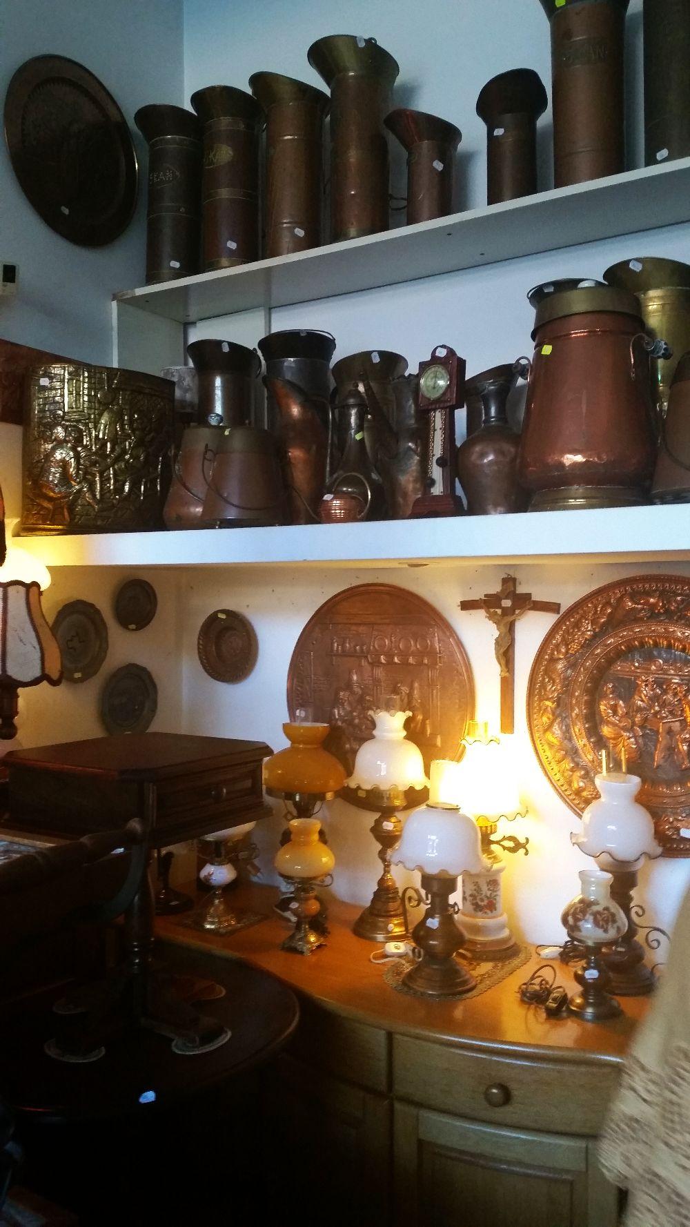 adelaparvu.com despre magazin de mobila si obiecte decorative, magazin antichitati, Leda Decor Bucuresti (21)