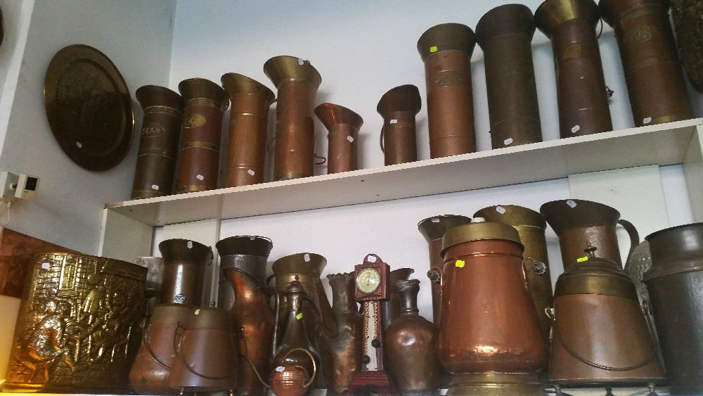adelaparvu.com despre magazin de mobila si obiecte decorative, magazin antichitati, Leda Decor Bucuresti (23)