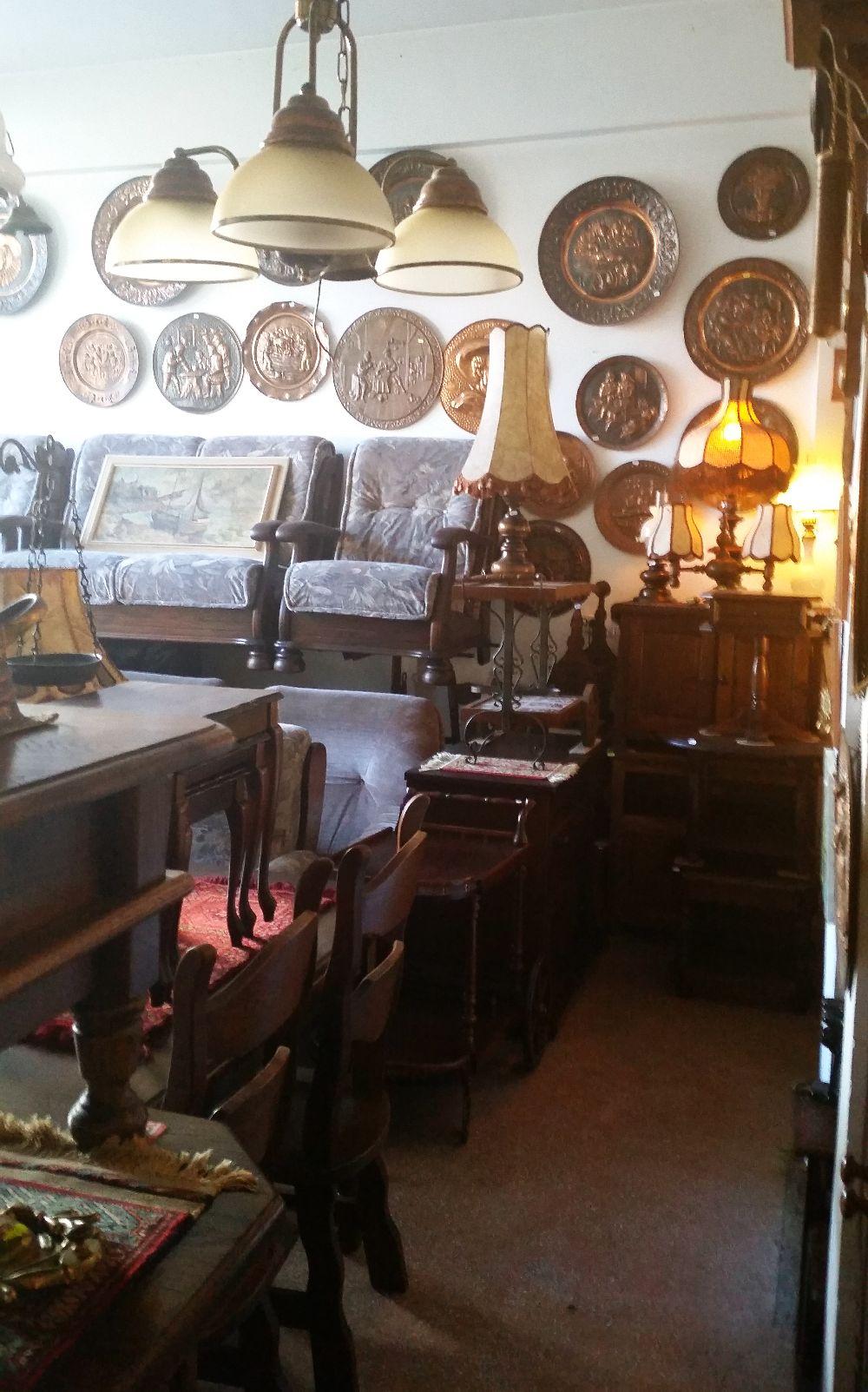 adelaparvu.com despre magazin de mobila si obiecte decorative, magazin antichitati, Leda Decor Bucuresti (28)