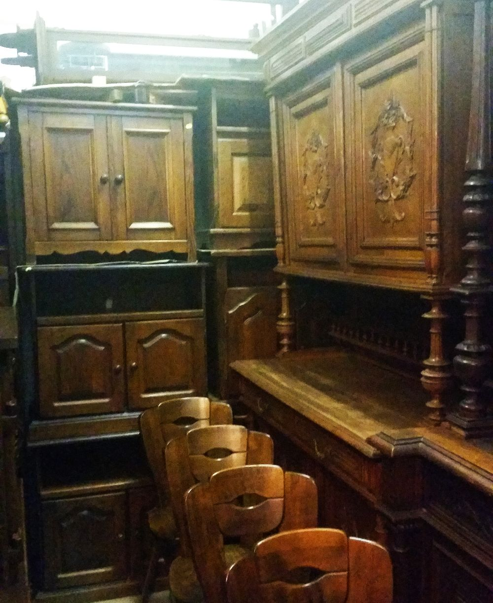 adelaparvu.com despre magazin de mobila si obiecte decorative, magazin antichitati, Leda Decor Bucuresti (7)