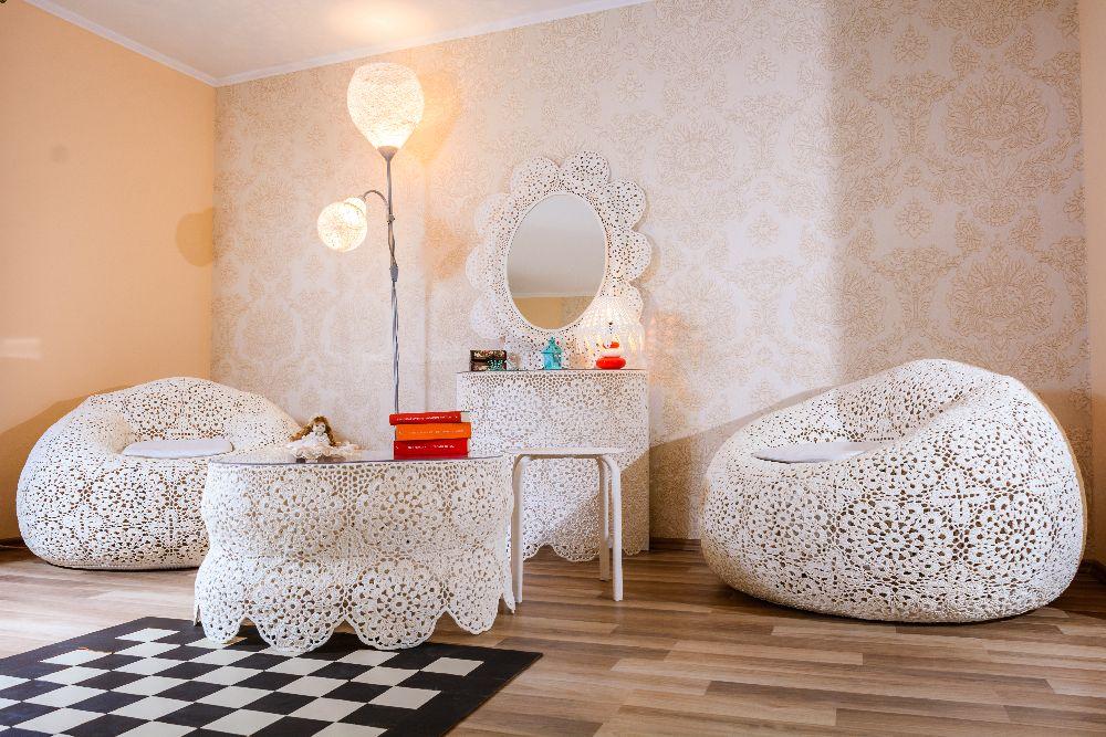 adelaparvu.com despre mobilier crosetat, Artist Silvia Junjan, jsartdesign (1)