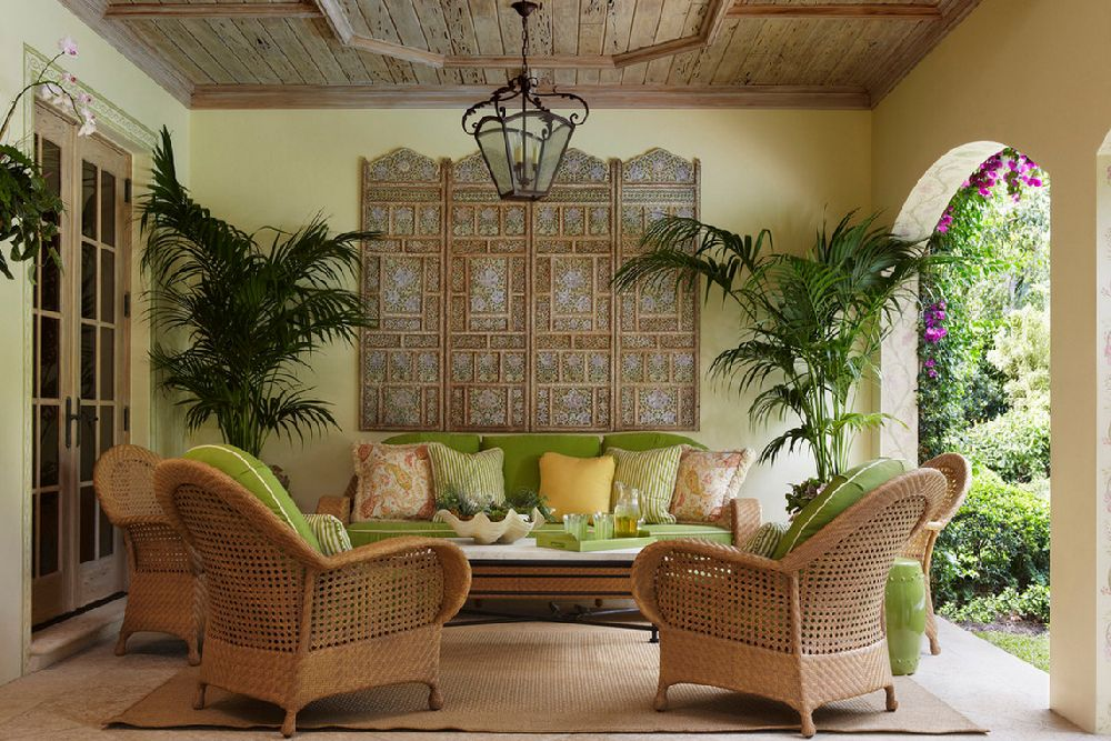 adelaparvu.com despre terasa exotica, terasa Palm Beach, SUA, design interior Kemble Interiors, Foto Brantley Photography (2)