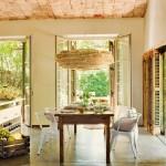 adelaparvu.com despre casa noua cu aspect rustic vechi, casa Spania, Emporda, Arhitect Lluis Auquer, Designer Ana Genero, Foto ElMueble (5)
