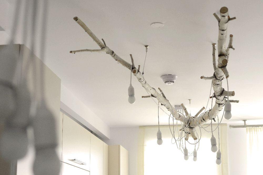 adelaparvu.com despre Apartament cu 1 dormitor, designer Irina Neacsu, Craftlab, Foto Hanner The Park (16)
