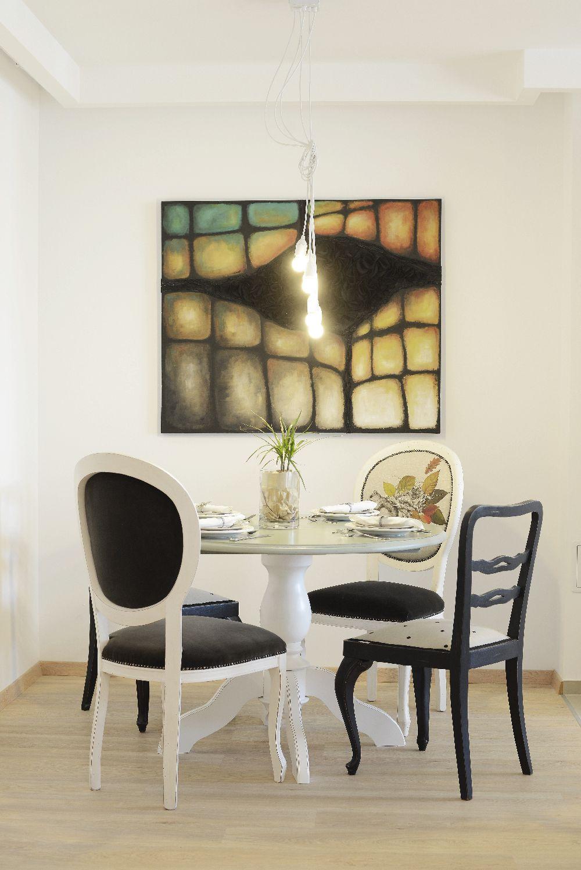 adelaparvu.com despre Apartament cu 1 dormitor, designer Irina Neacsu, Craftlab, Foto Hanner The Park (4)