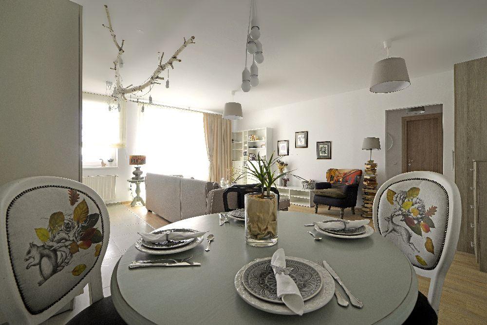 adelaparvu.com despre Apartament cu 1 dormitor, designer Irina Neacsu, Craftlab, Foto Hanner The Park (7)