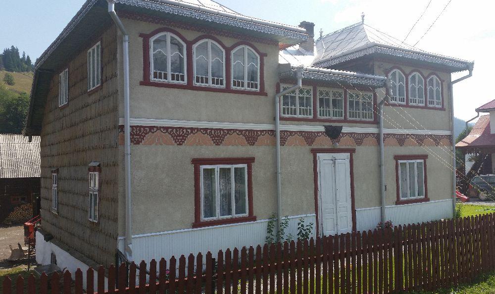 adelaparvu.com despre Ciocanesti, case cu motive traditionale, Bucovina, Romania (122)