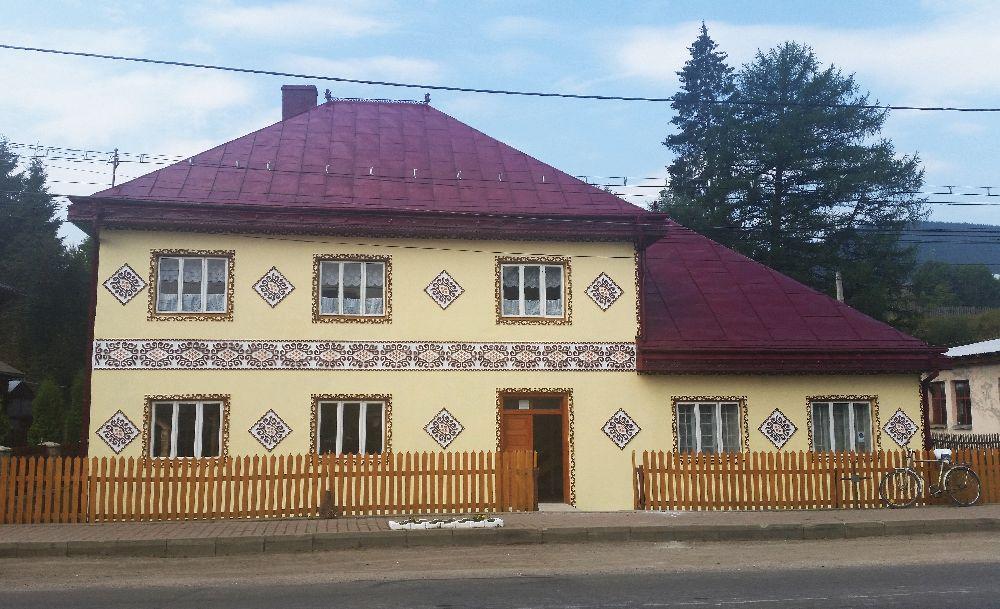 adelaparvu.com despre Ciocanesti, case cu motive traditionale, Bucovina, Romania (22)
