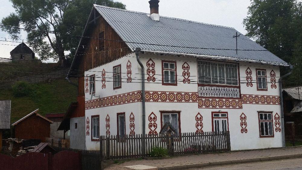 adelaparvu.com despre Ciocanesti, case cu motive traditionale, Bucovina, Romania (30)