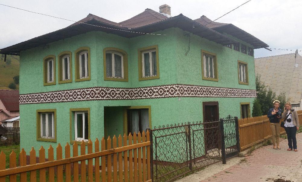 adelaparvu.com despre Ciocanesti, case cu motive traditionale, Bucovina, Romania (45)