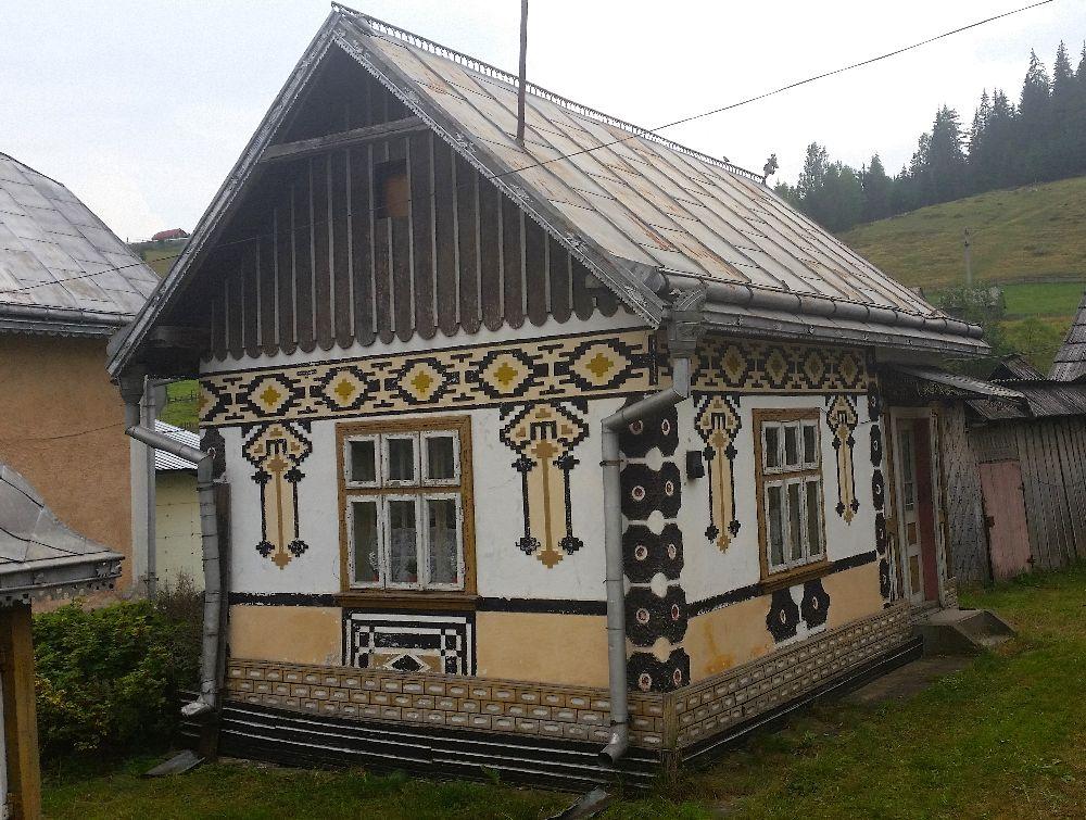adelaparvu.com despre Ciocanesti, case cu motive traditionale, Bucovina, Romania (63)