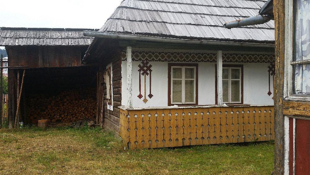 adelaparvu.com despre Ciocanesti, case cu motive traditionale, Bucovina, Romania (67)