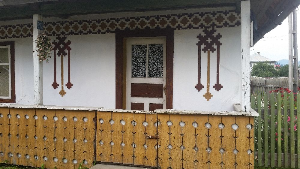 adelaparvu.com despre Ciocanesti, case cu motive traditionale, Bucovina, Romania (69)