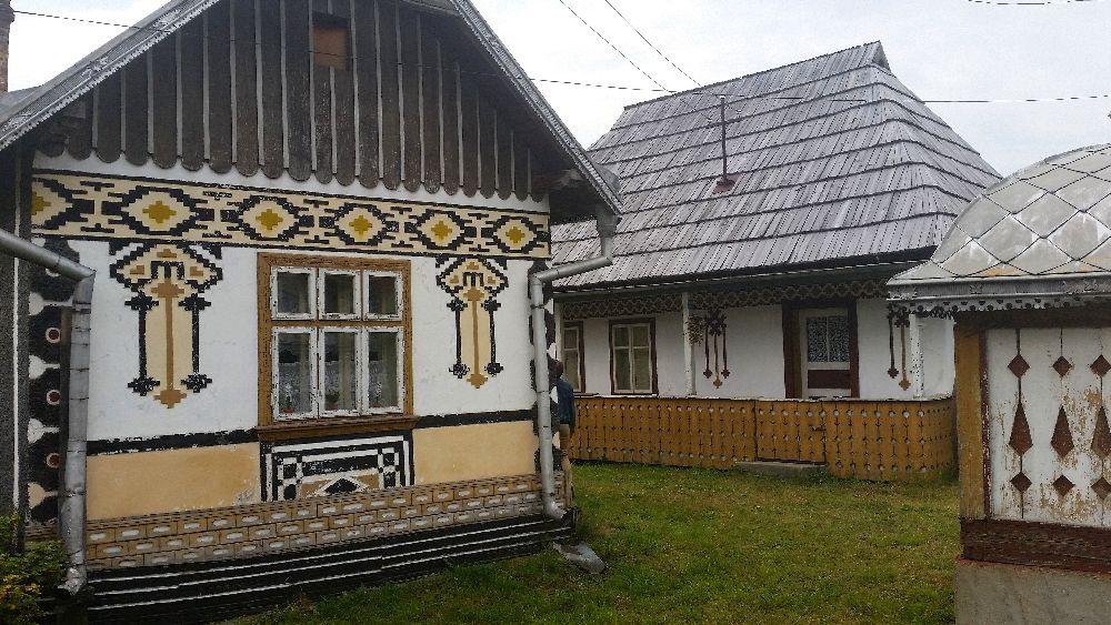 adelaparvu.com despre Ciocanesti, case cu motive traditionale, Bucovina, Romania (71)