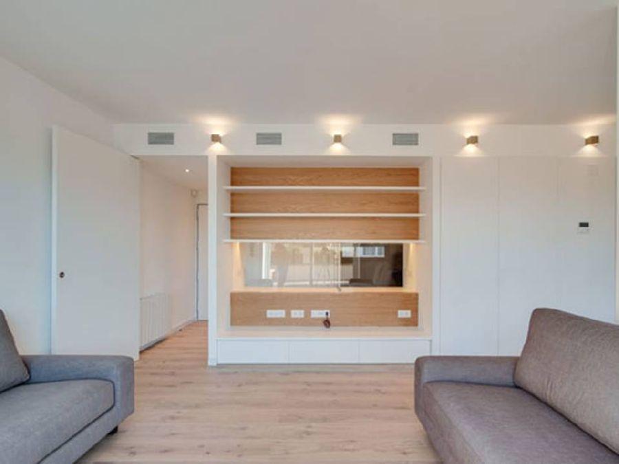 adelaparvu.com despre amenajare apartament 67 mp cu birou pe hol, design interior arh Mar Macos, Foto Mar Macos (17)