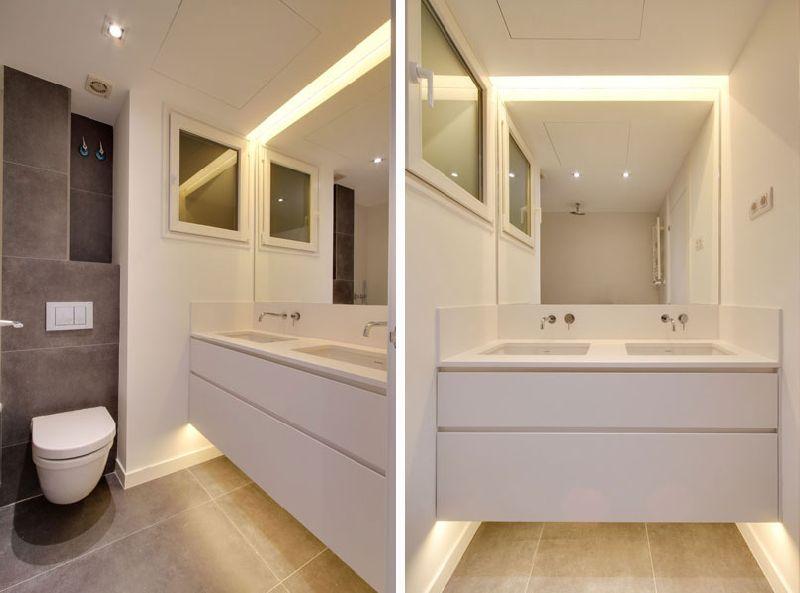 adelaparvu.com despre amenajare apartament 67 mp cu birou pe hol, design interior arh Mar Macos, Foto Mar Macos (18)