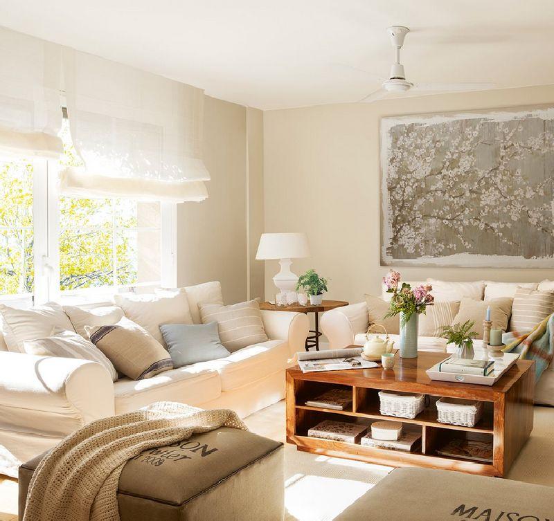 adelaparvu.com despre apartament elegant 60 m, locuinta Spania, designer Marta Prats, Foto ElMueble (1)