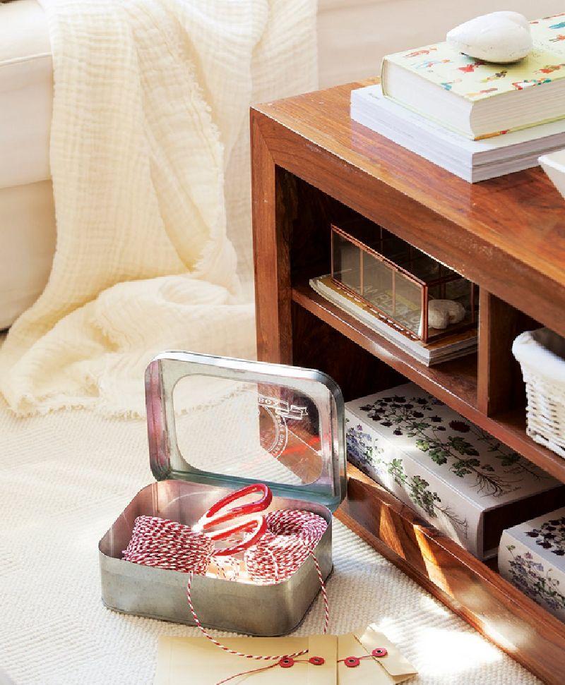adelaparvu.com despre apartament elegant 60 m, locuinta Spania, designer Marta Prats, Foto ElMueble (2)