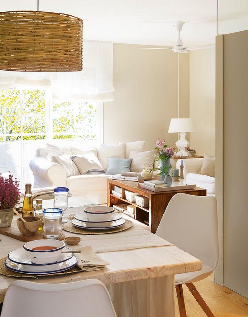 adelaparvu.com despre apartament elegant 60 m, locuinta Spania, designer Marta Prats, Foto ElMueble (4)