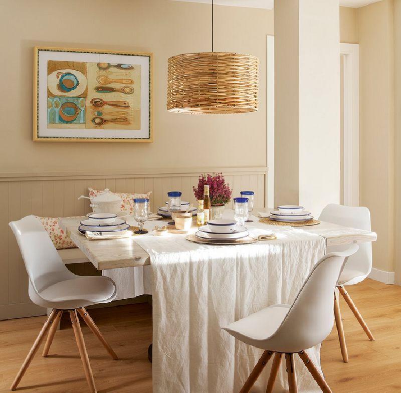 adelaparvu.com despre apartament elegant 60 m, locuinta Spania, designer Marta Prats, Foto ElMueble (5)