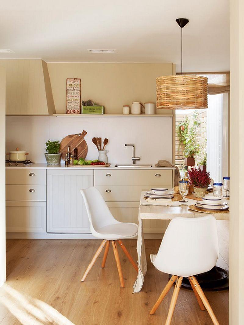adelaparvu.com despre apartament elegant 60 m, locuinta Spania, designer Marta Prats, Foto ElMueble (6)