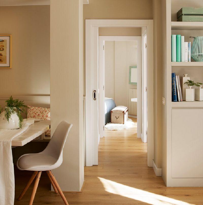 adelaparvu.com despre apartament elegant 60 m, locuinta Spania, designer Marta Prats, Foto ElMueble (8)