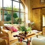 adelaparvu.com despre casa amenajat in hambar vechi, casa Spania, design interior AP Interiorisme, Foto ElMueble (7)