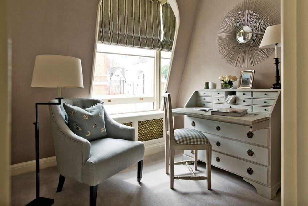 adelaparvu.com despre casa eleganta in Londra, Design Interior Sims Hilditch (11)