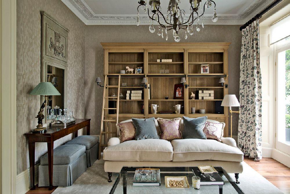 adelaparvu.com despre casa eleganta in Londra, Design Interior Sims Hilditch (8)