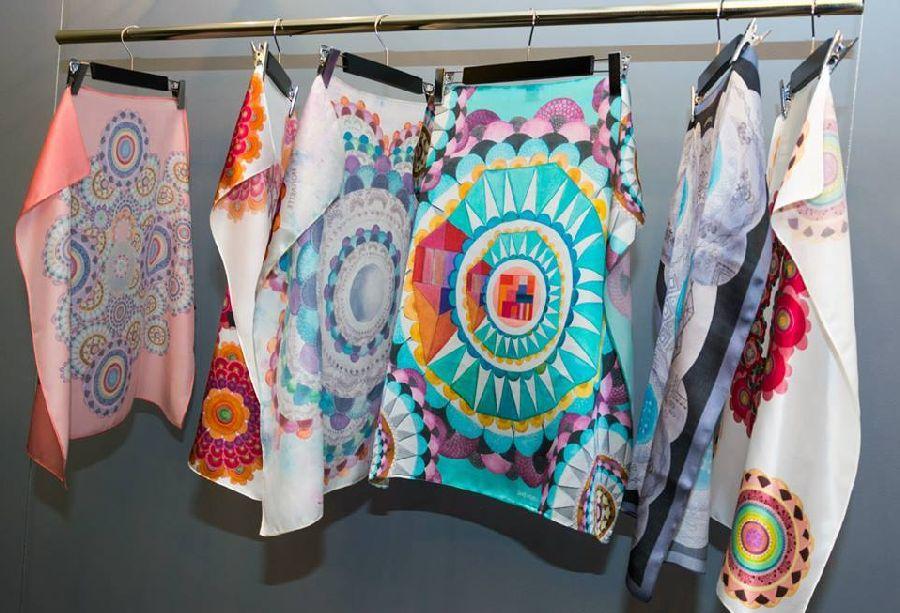 adelaparvu.com despre povesti de succes in printul digital textil PrintTex 2015, Foto Marie Nouvelle colection