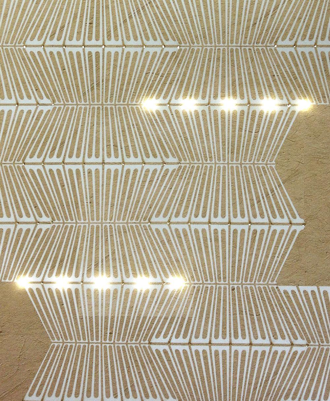 adelaparvu.com despre tapet cu LED, design Meystyle (5)