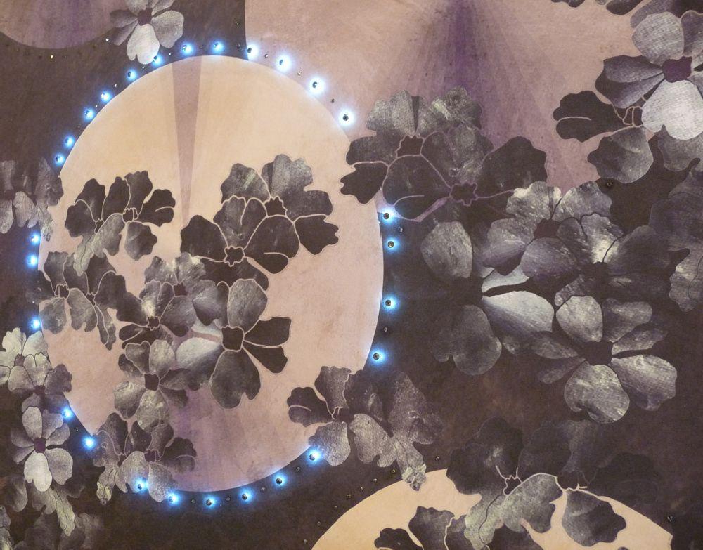 adelaparvu.com despre tapet cu LED, design Meystyle (6)