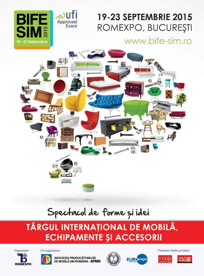adelaparvu.com despre targul de mobila BIFE SIM 2015