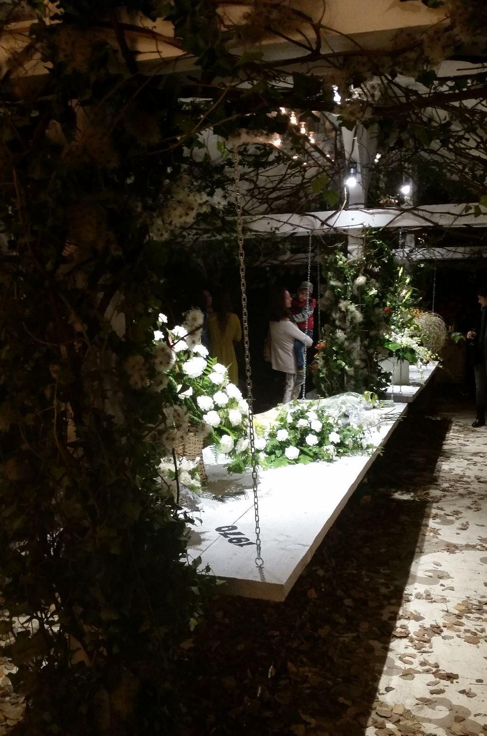 adelaparvu.com despre 45 de ani aniversare Floraria Iris, design floral Nicu Bocancea (1)