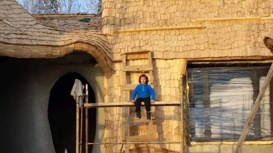 adelaparvu.com despre Castelul de Lut Valea Zanelor, Agroturistic Hotel, Romania, arhitectura Ileana Mavrodin (11)