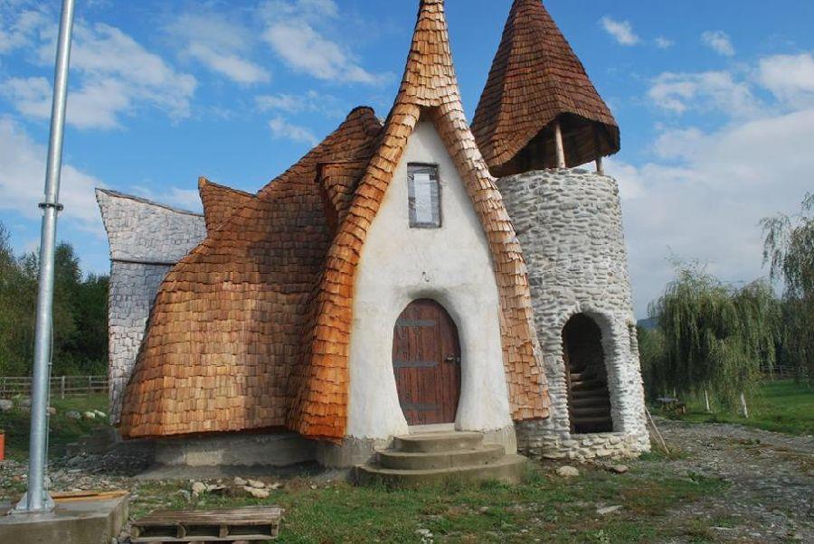 adelaparvu.com despre Castelul de Lut Valea Zanelor, Agroturistic Hotel, Romania, arhitectura Ileana Mavrodin (17)